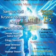 Norcal Spirit Christian Concert Poster Design by Costas schuler